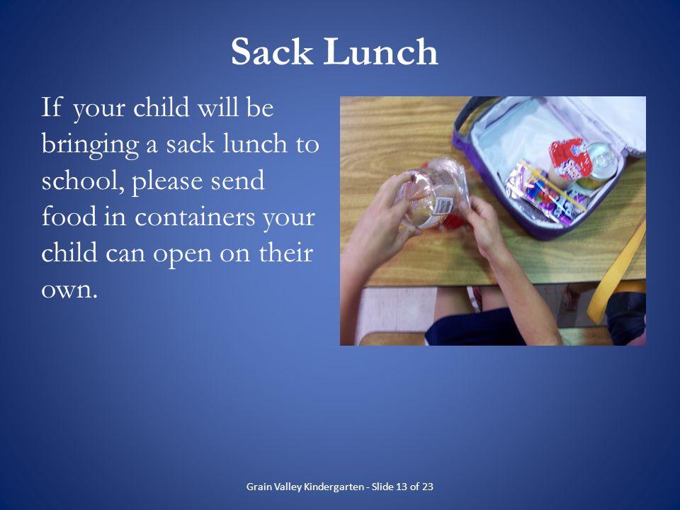 Grain Valley Kindergarten - Slide 13 of 23