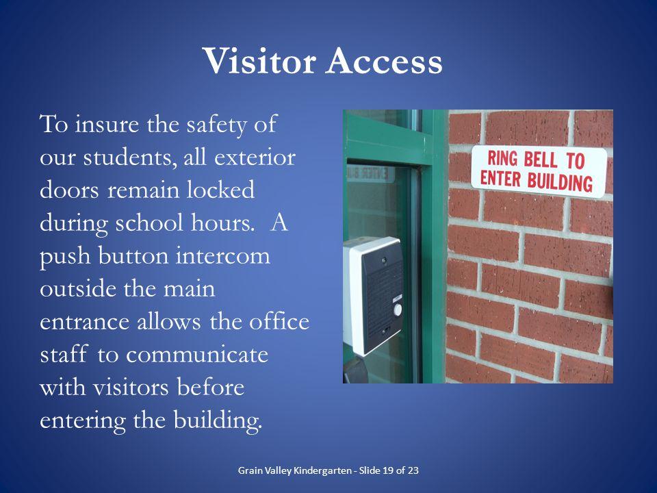 Grain Valley Kindergarten - Slide 19 of 23