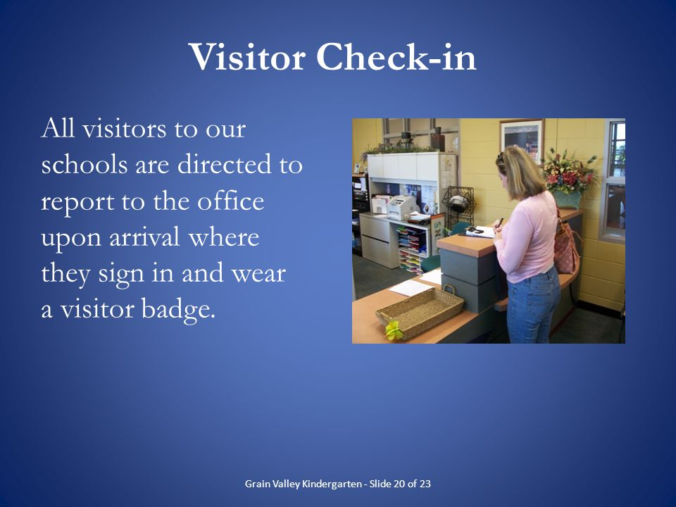 Grain Valley Kindergarten - Slide 20 of 23