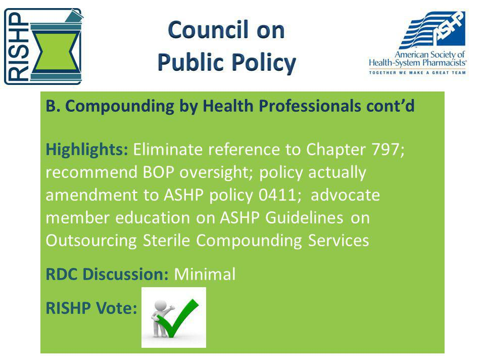 Council on Public Policy