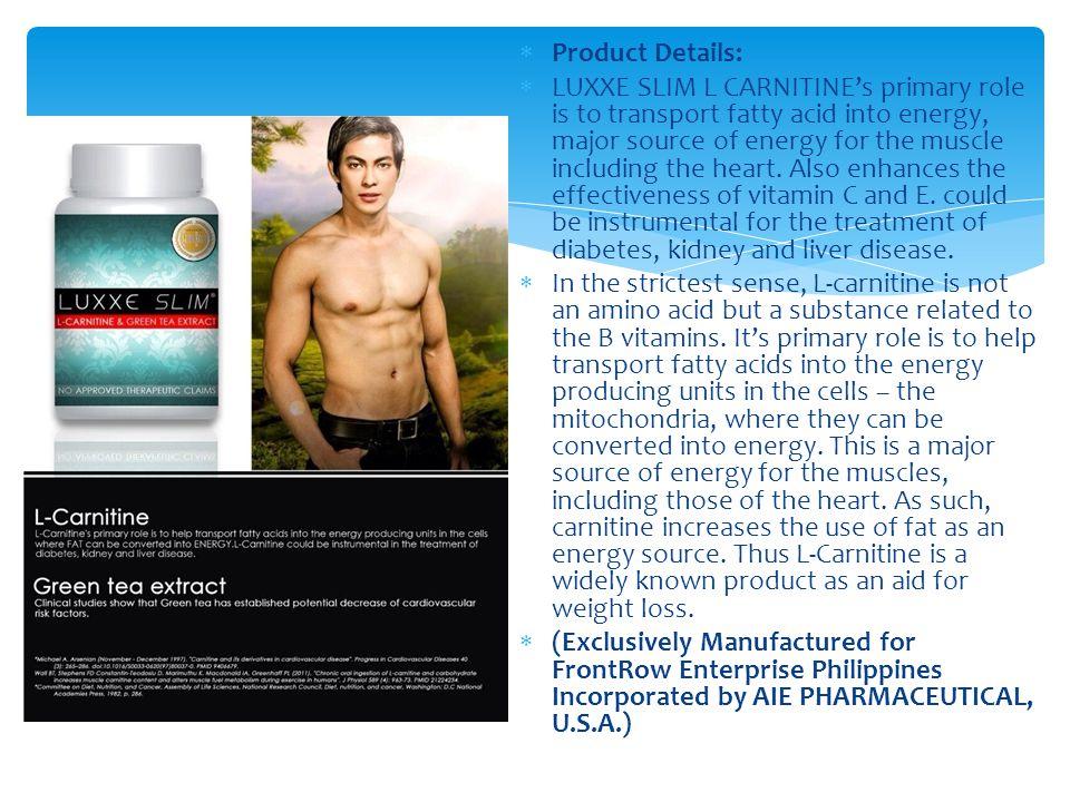 Product Details: