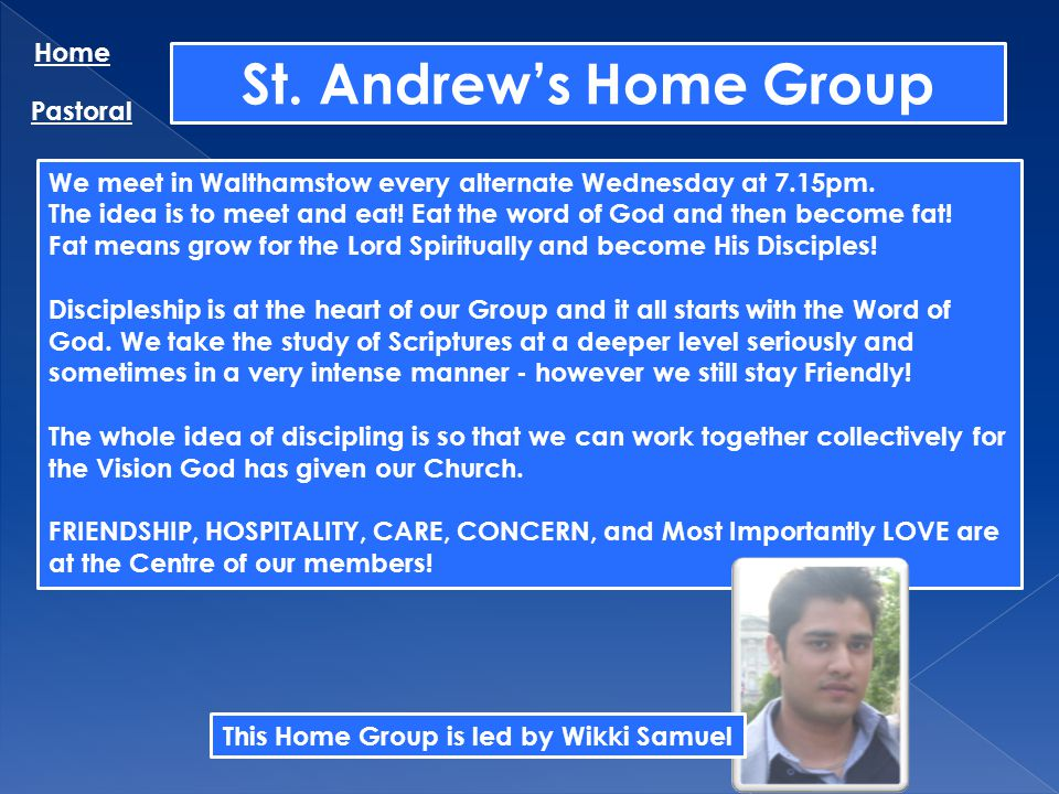 This Home Group is led by Wikki Samuel