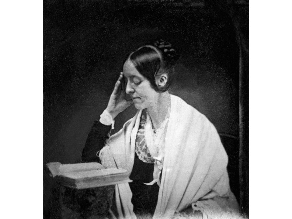 fig12_20.jpg Page 449: Portrait of feminist Margaret Fuller (1810–1850) from an undated daguerreotype.
