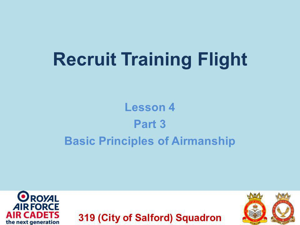 Recruit Training Flight