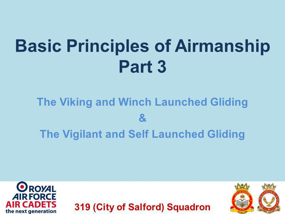 Basic Principles of Airmanship Part 3