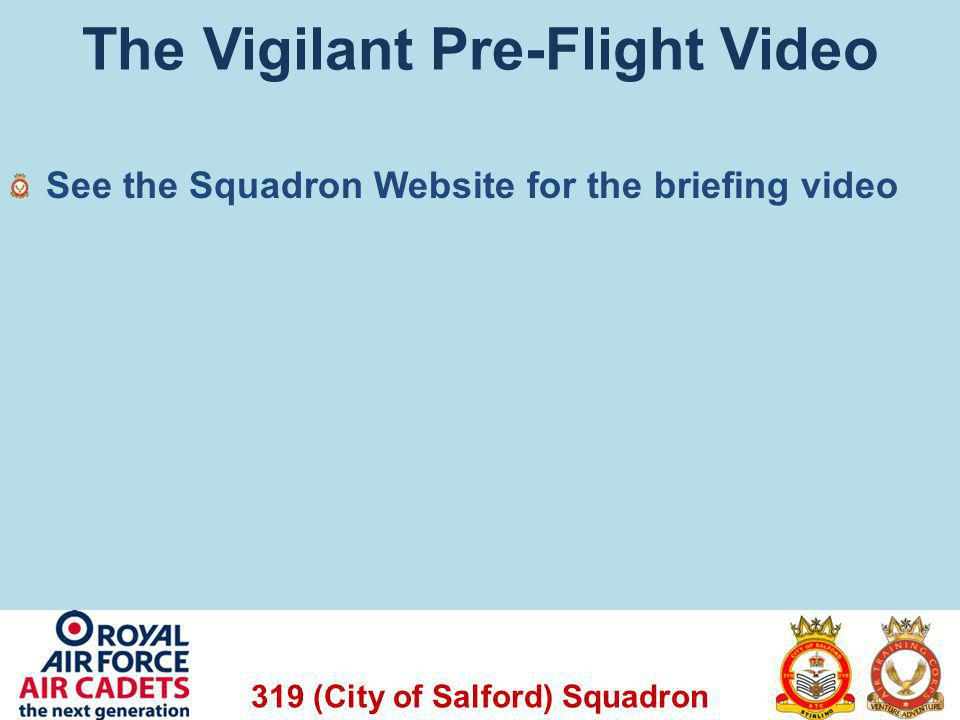 The Vigilant Pre-Flight Video
