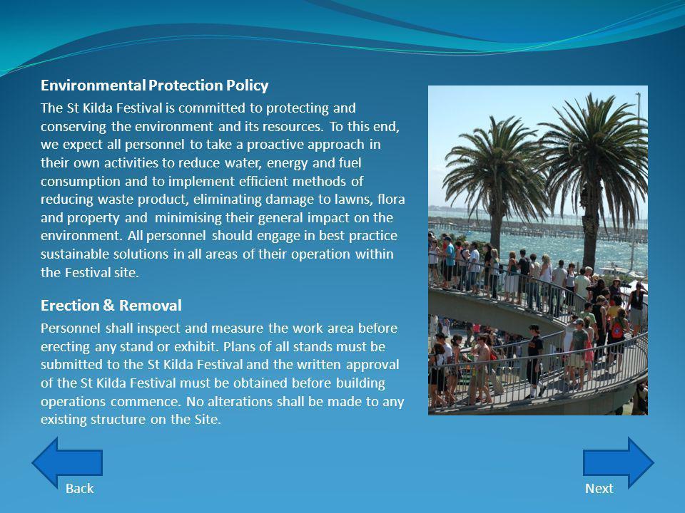 Environmental Protection Policy