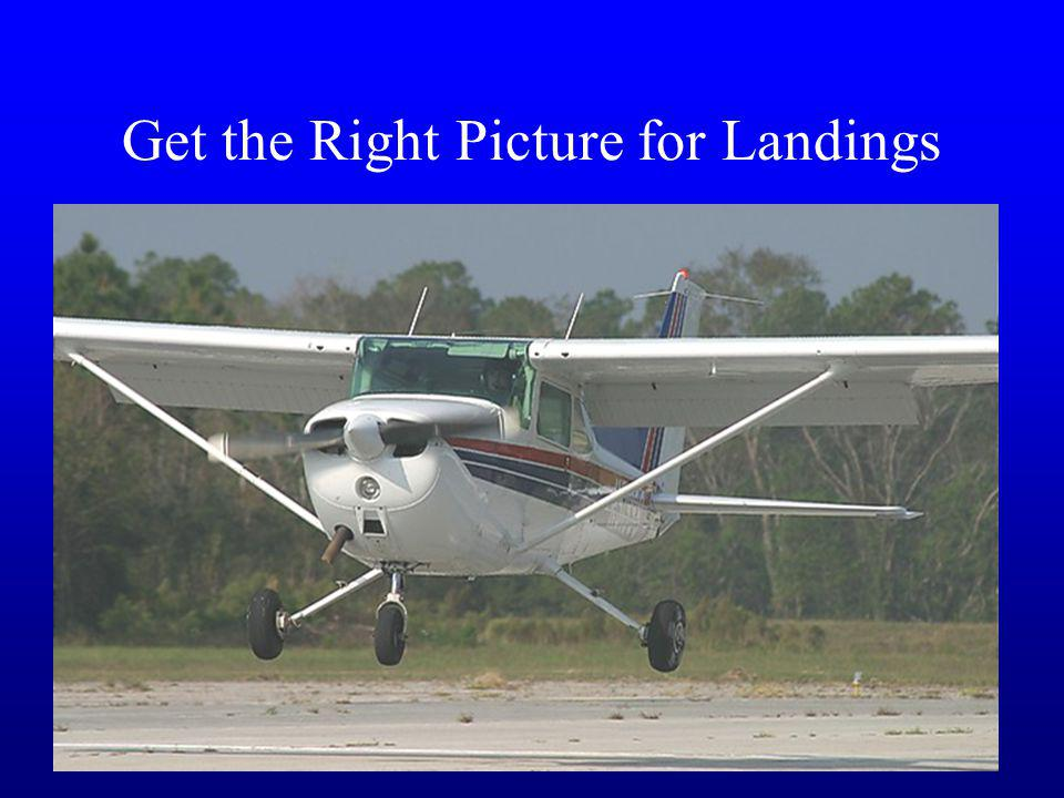 Get the Right Picture for Landings