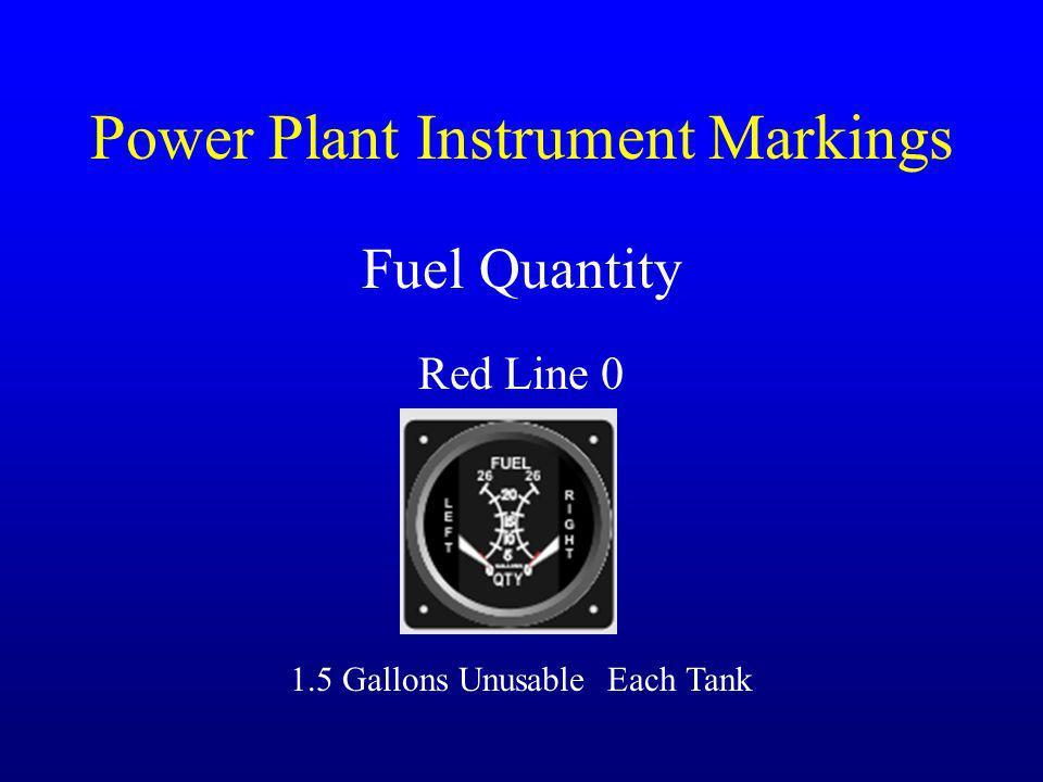 Power Plant Instrument Markings