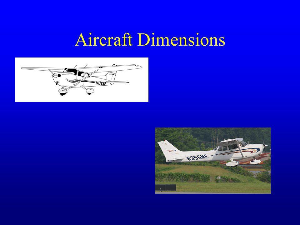 Aircraft Dimensions