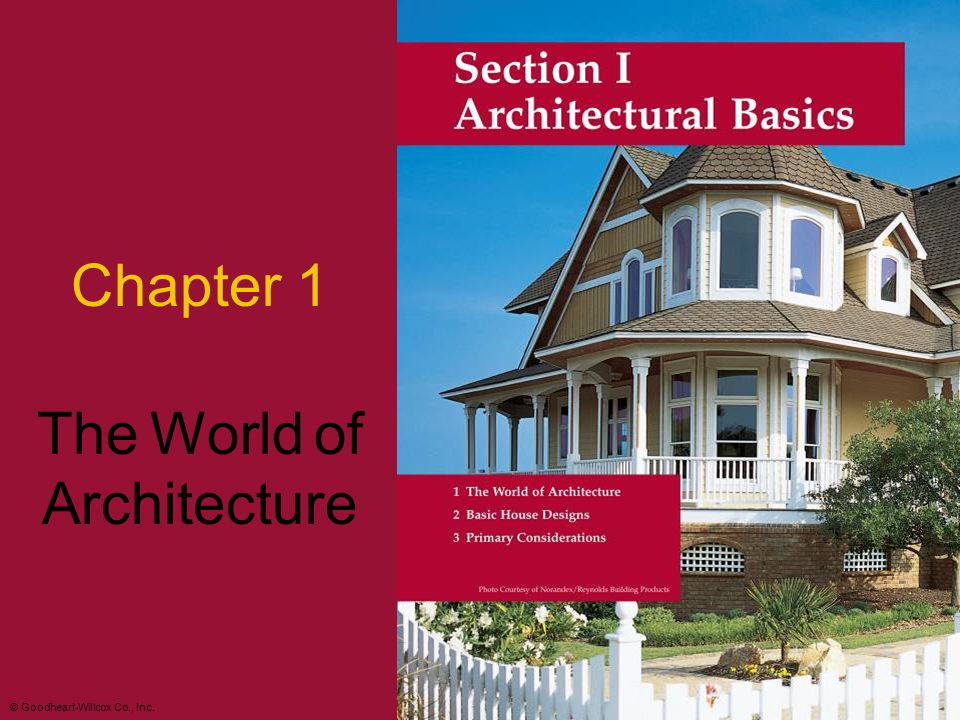 The World of Architecture