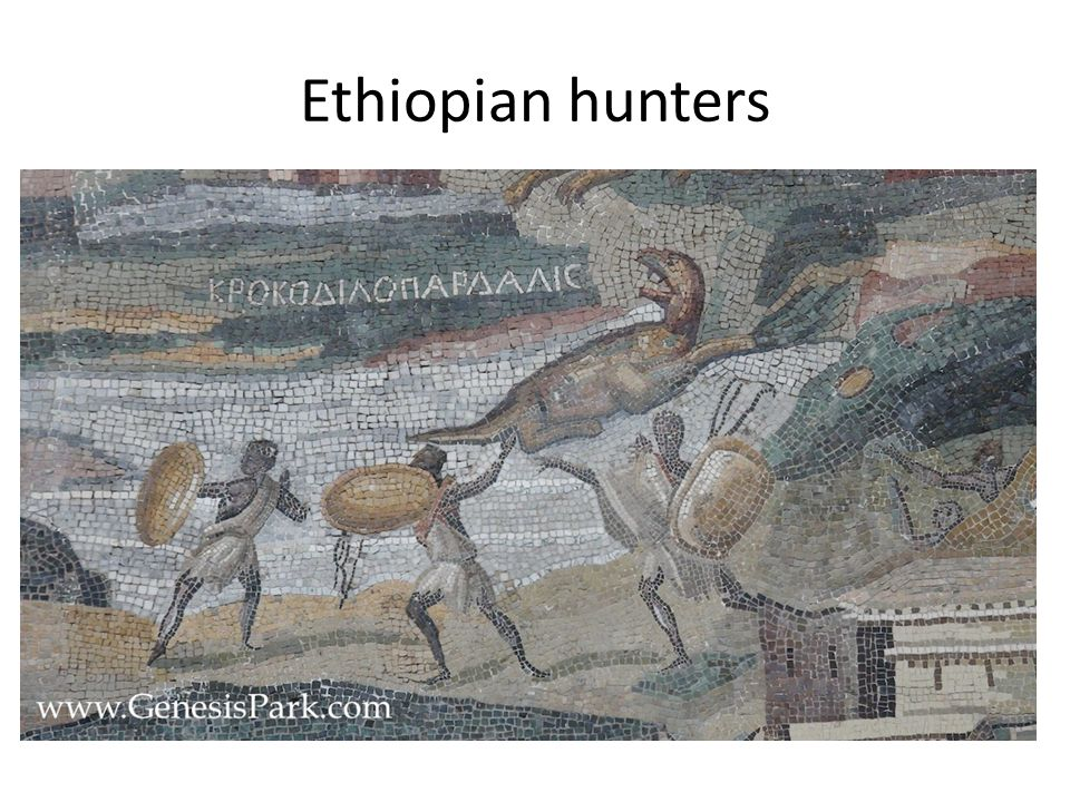 Ethiopian hunters