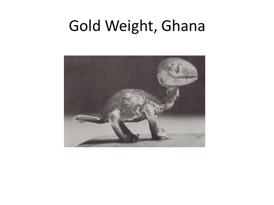Gold Weight, Ghana