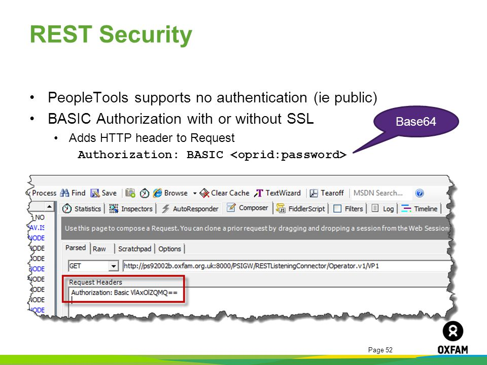 REST Security PeopleTools supports no authentication (ie public)