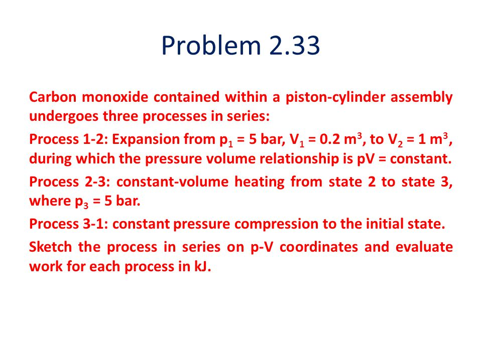 Problem 2.33