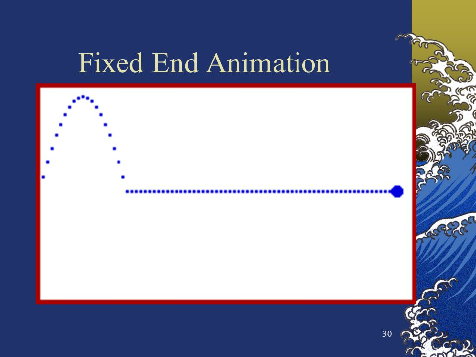 Fixed End Animation