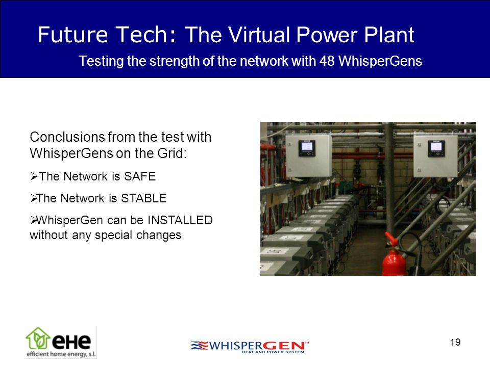 Future Tech: The Virtual Power Plant