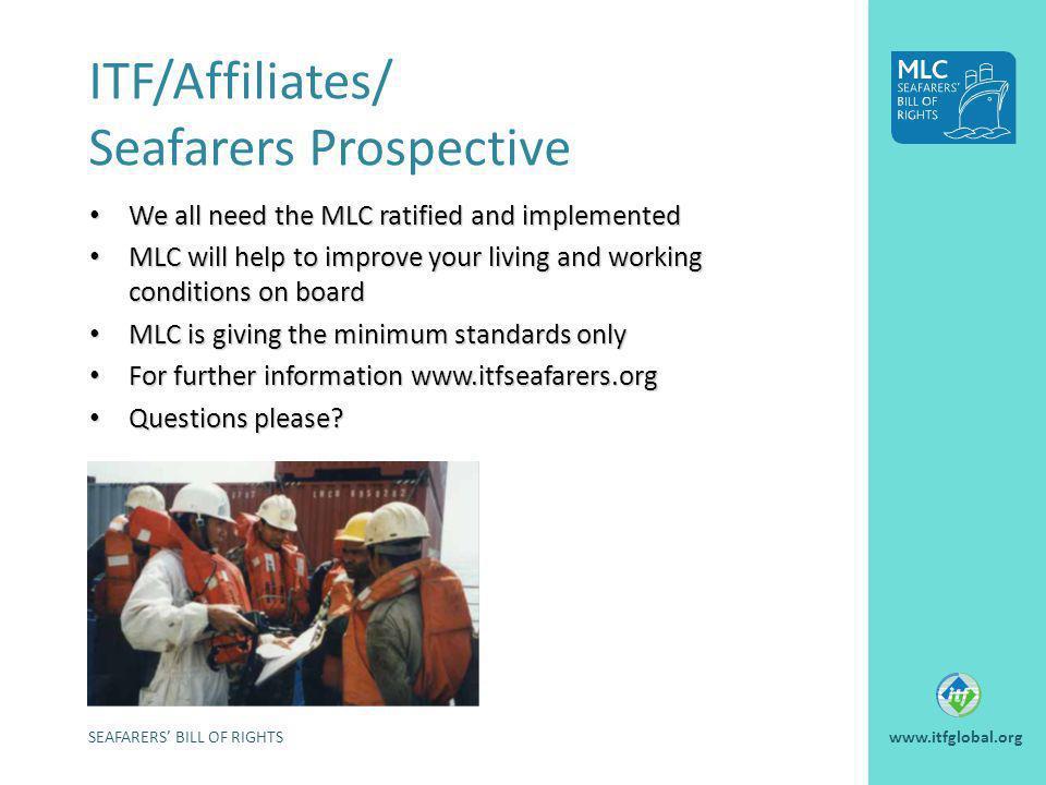 Seafarers Prospective