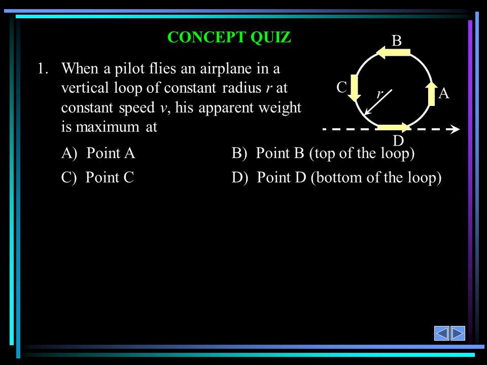 When a pilot flies an airplane in a