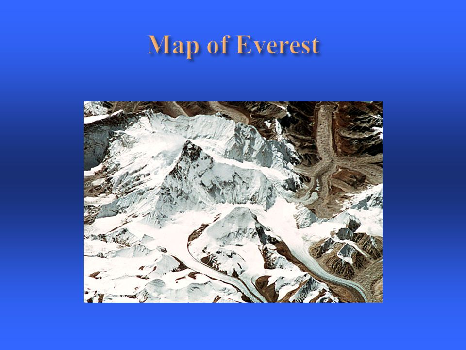 Map of Everest 15