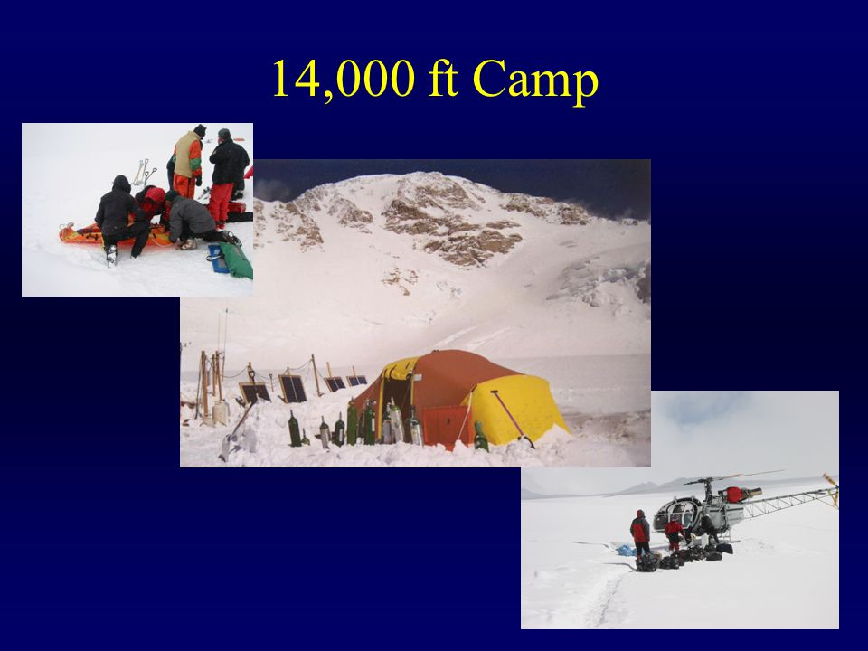 14,000 ft Camp