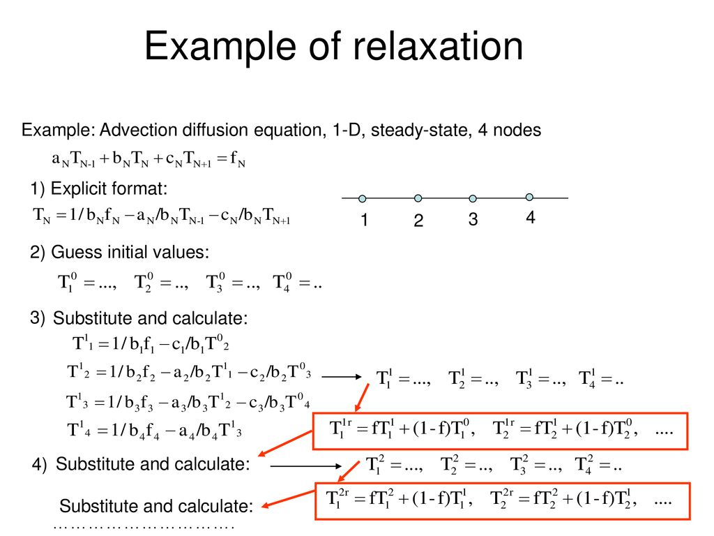 Lecture Objectives: Advance discretization methods - ppt download