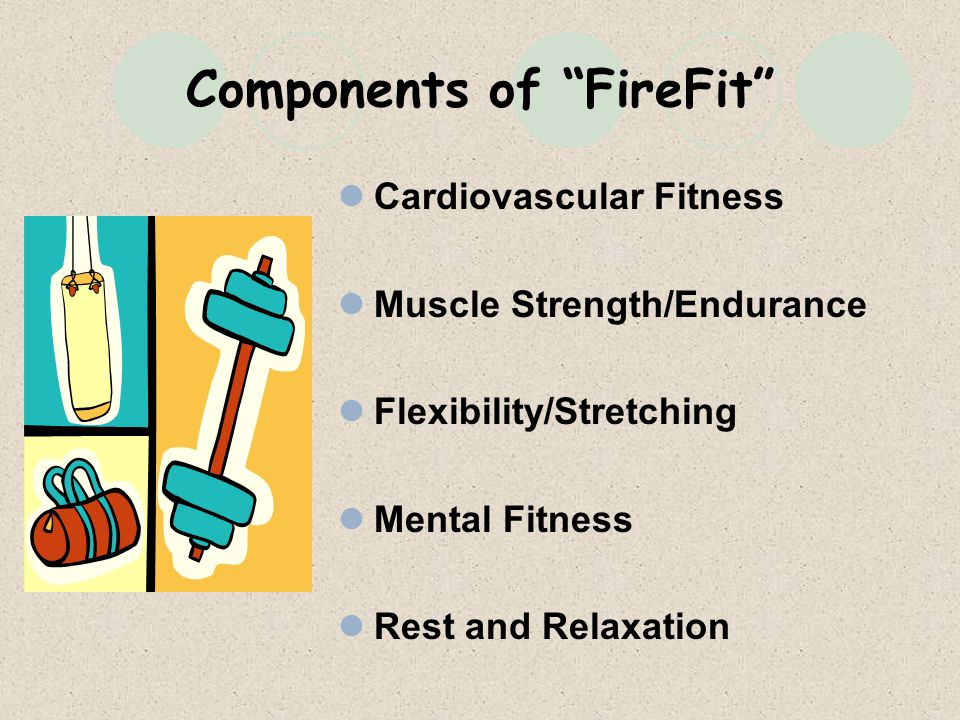Components of FireFit