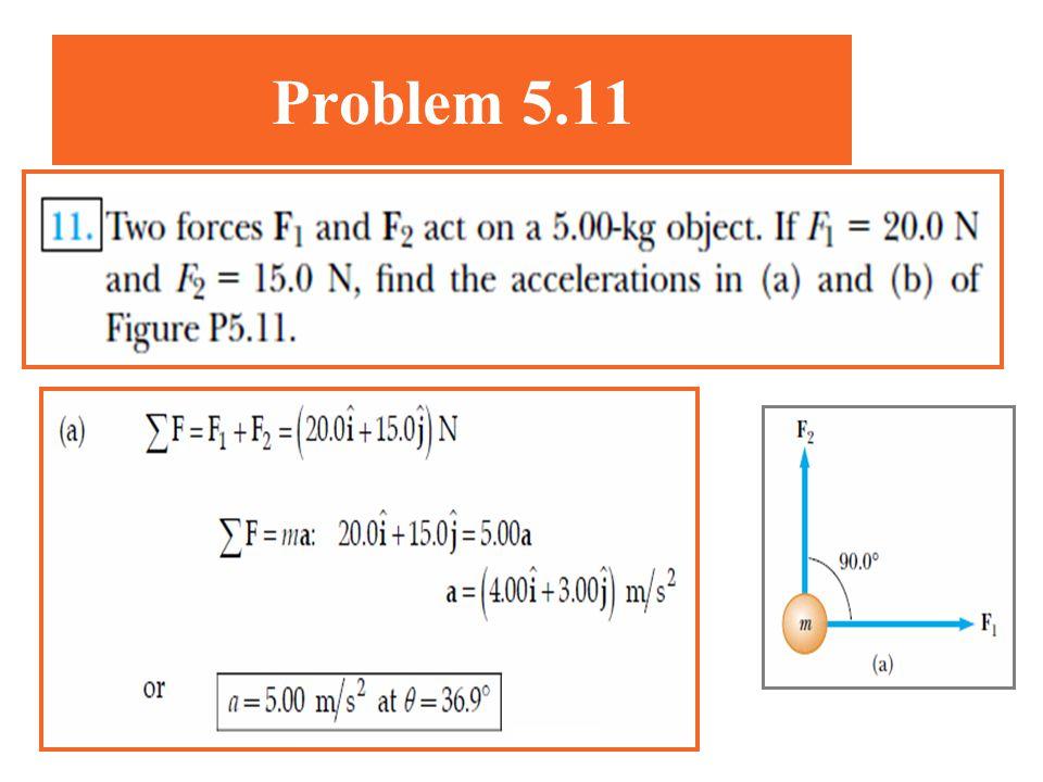 Problem 5.11