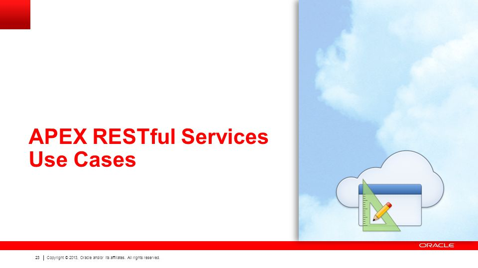 APEX RESTful Services Use Cases