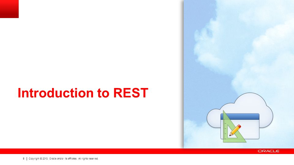 Introduction to REST