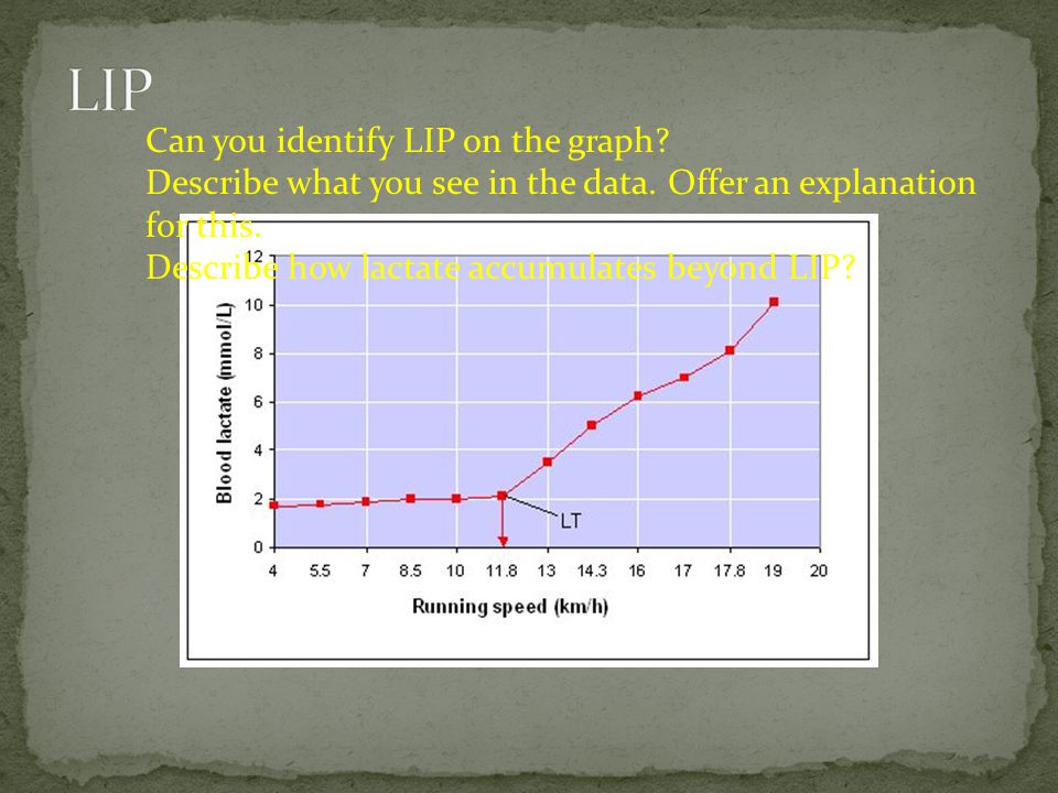 LIP Can you identify LIP on the graph