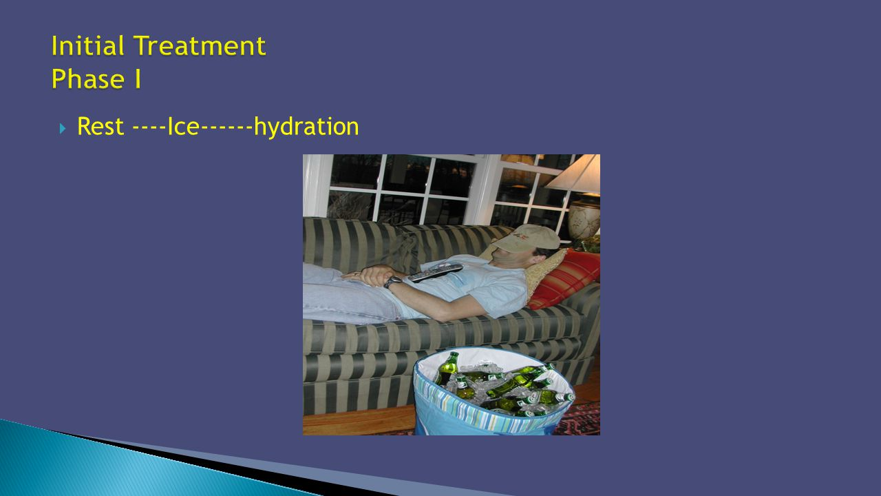 Initial Treatment Phase I