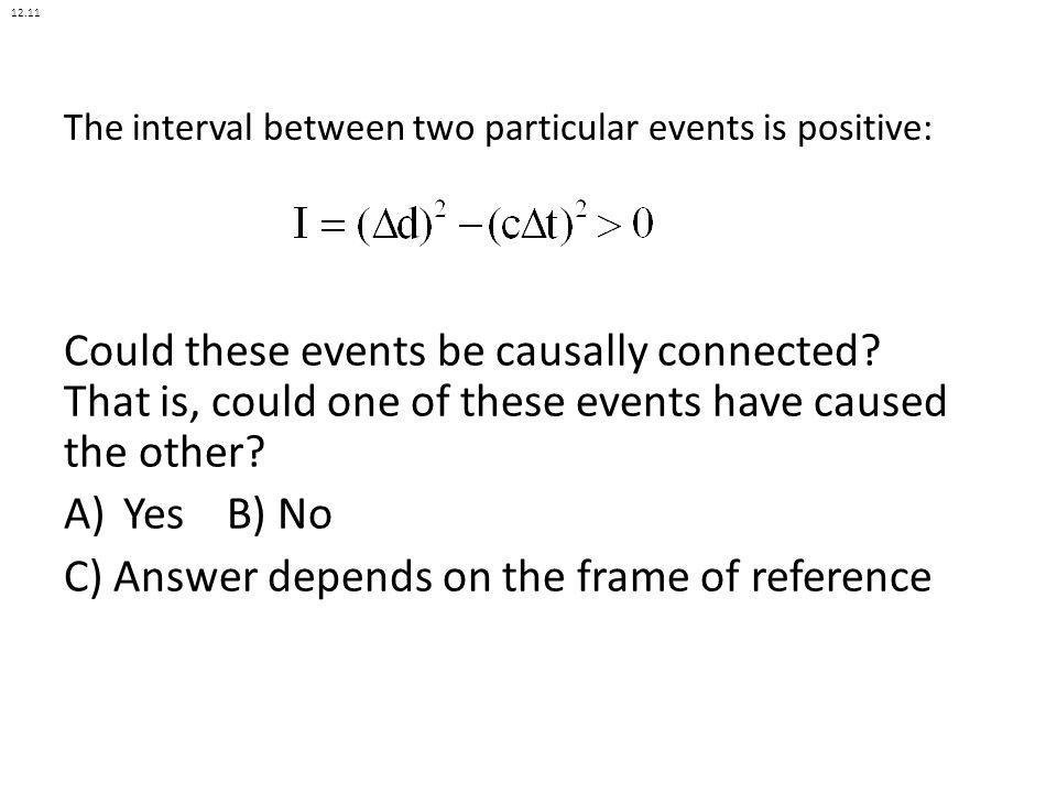 C) Answer depends on the frame of reference