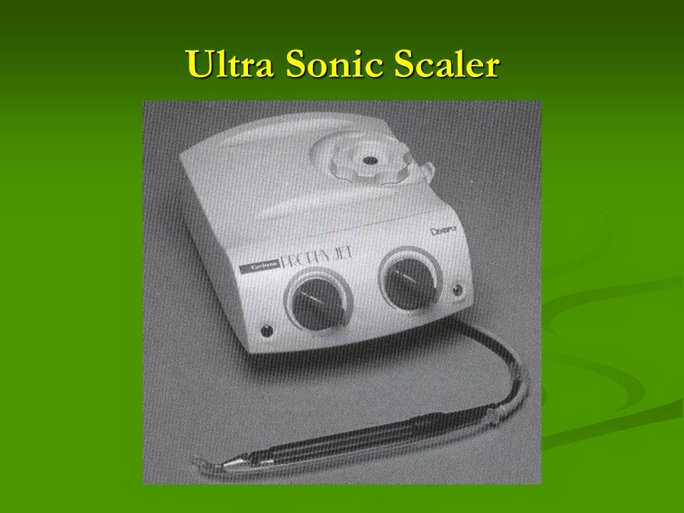 Ultra Sonic Scaler