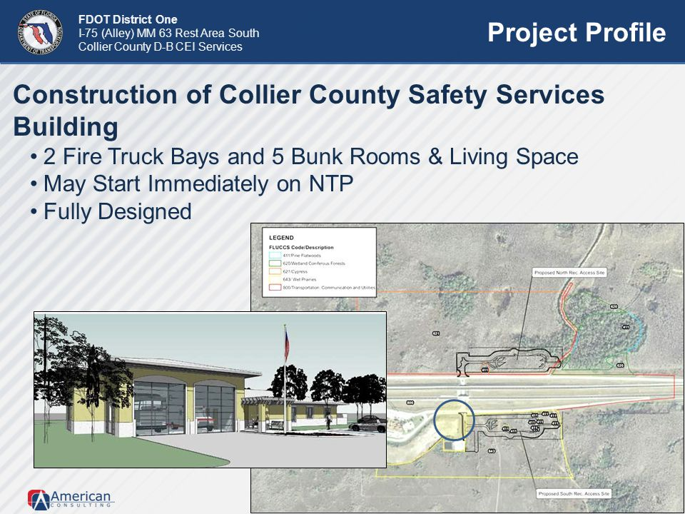 Construction of Collier County Safety Services Building