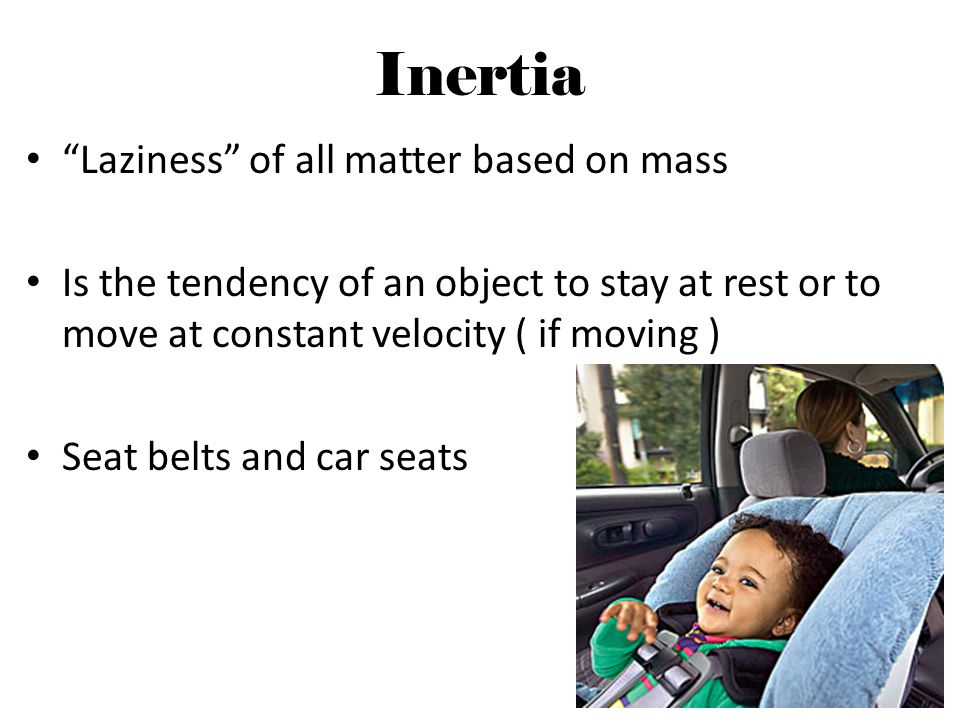 Inertia Laziness of all matter based on mass