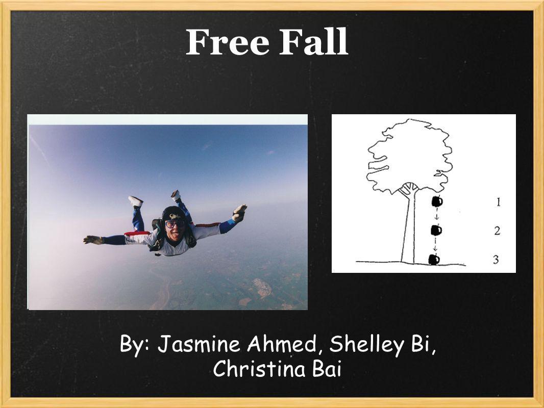 By: Jasmine Ahmed, Shelley Bi, Christina Bai