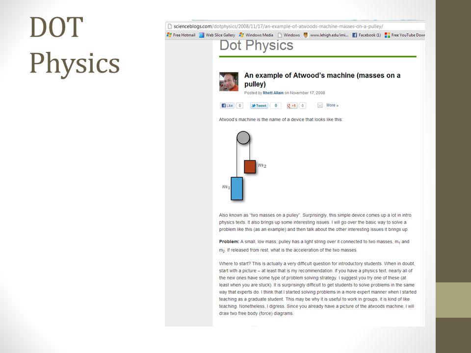 DOT Physics