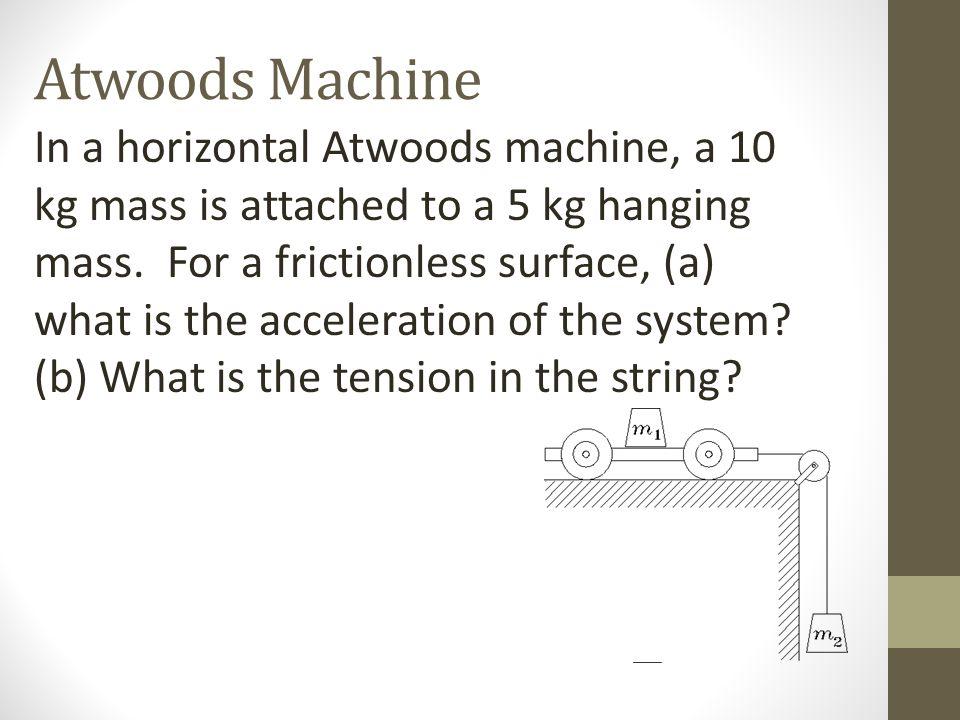 Atwoods Machine
