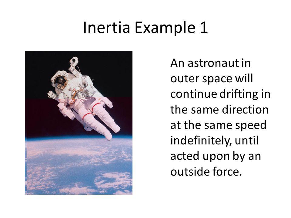 Inertia Example 1