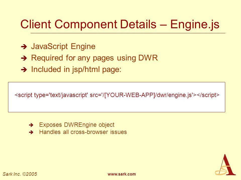 Client Component Details – Engine.js