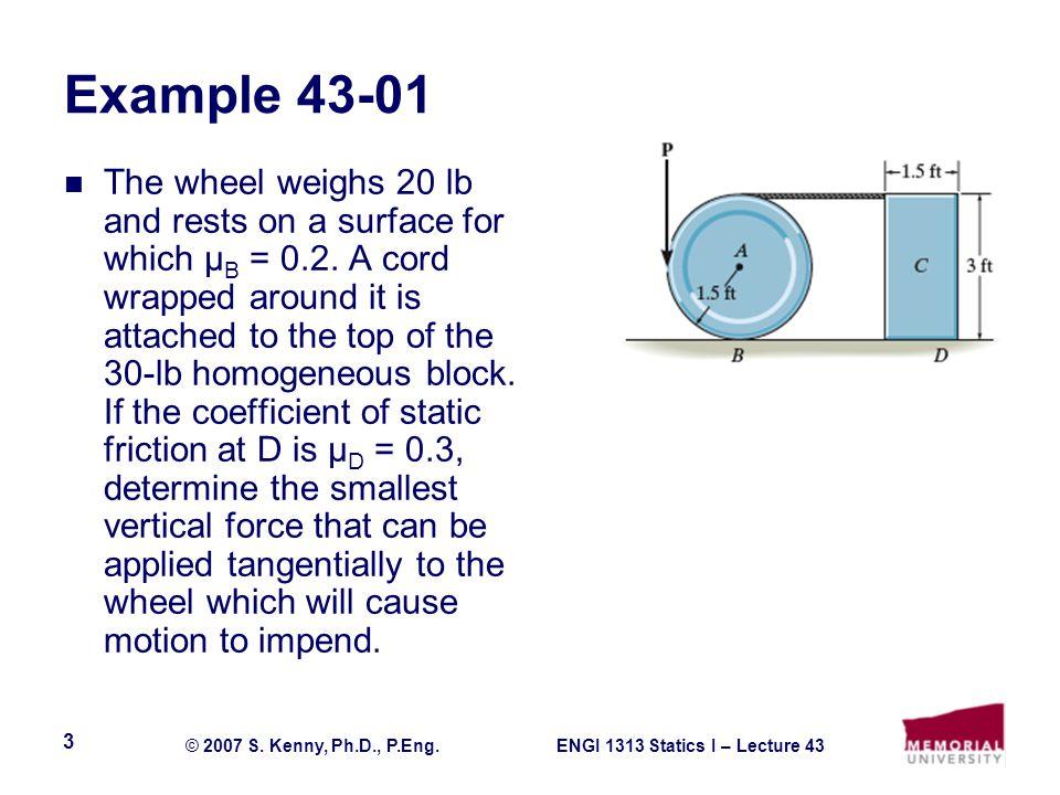 Example 43-01