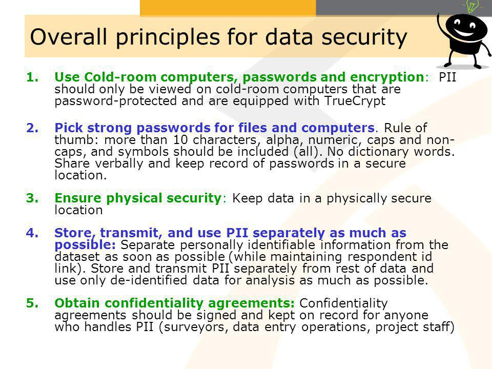 Data Security Protocol  Ppt Video Online Download