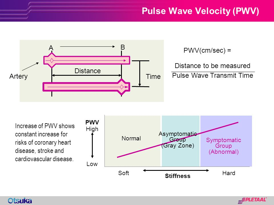 Pulse Wave Velocity (PWV)
