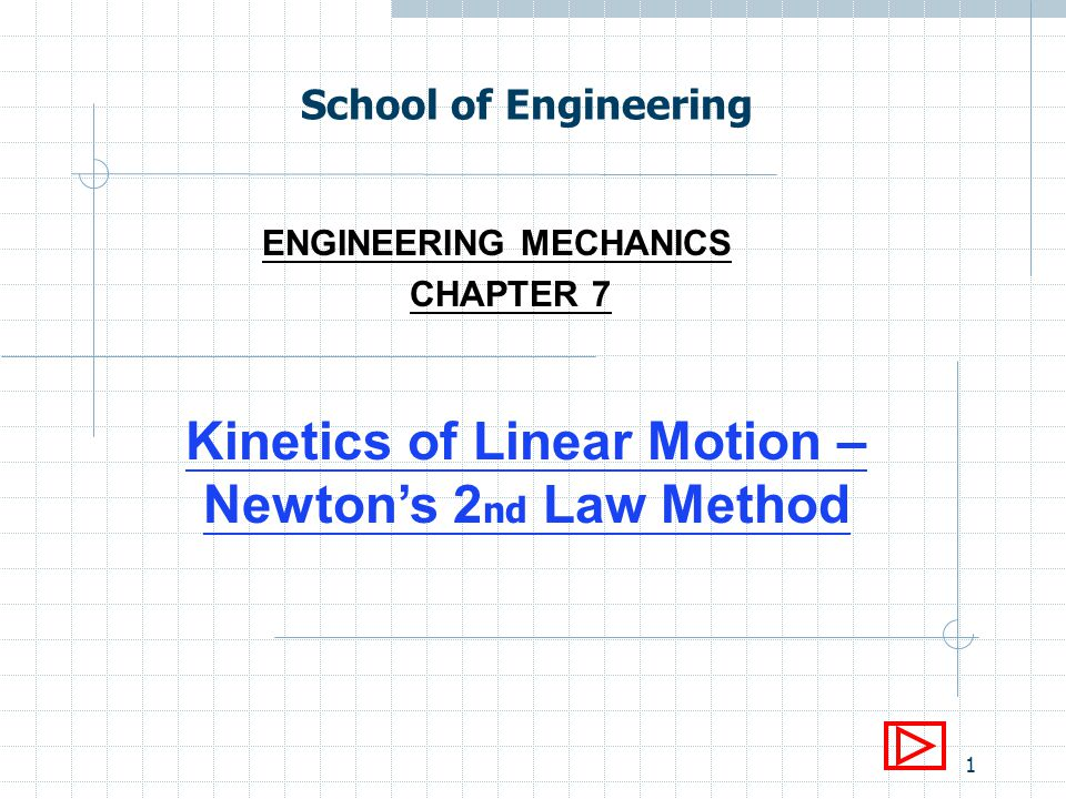 ENGINEERING MECHANICS CHAPTER 7