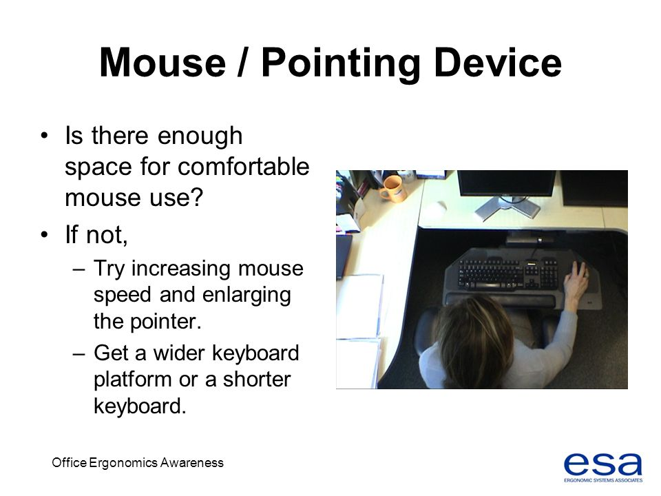 Mouse / Pointing Device