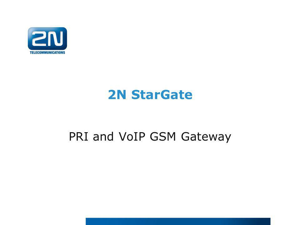 PRI and VoIP GSM Gateway