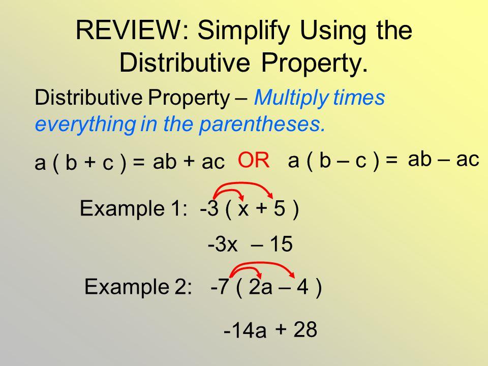 multi step equations with distributive property tessshebaylo. Black Bedroom Furniture Sets. Home Design Ideas