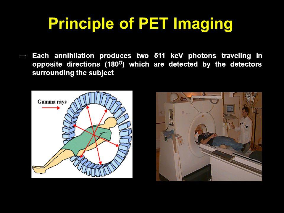 Principle of PET Imaging