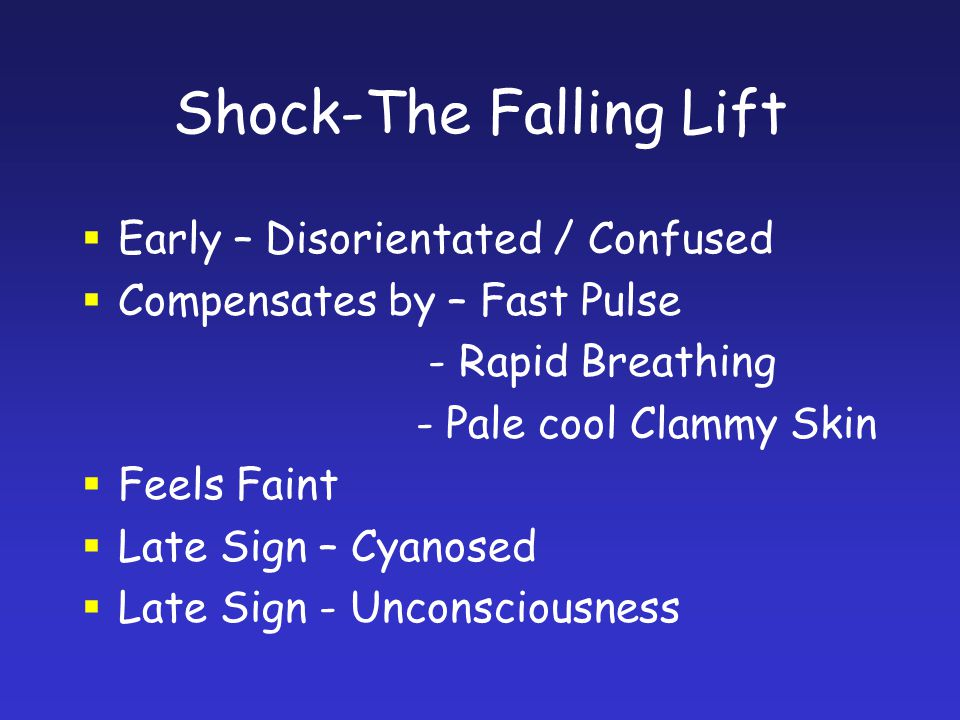 Shock-The Falling Lift